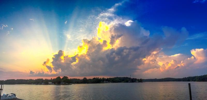 Catawba River, North Carolina